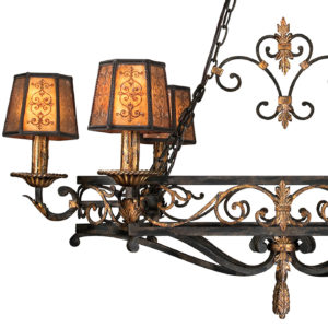 EPICUREAN- FINE ART HANDCRAFTED LIGHTING
