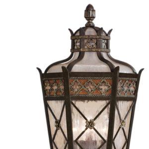 CHATAEU OUTDOOR - FINE ART HANDCRAFTED LIGHTING