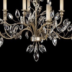 CRYSTAL LAUREL- FINE ART HANDCRAFTED LIGHTING