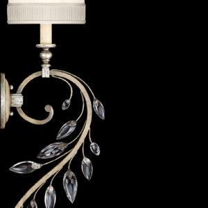 CRYSTAL LAUREL- FINE ART HANDCRAFTED LIGHTING