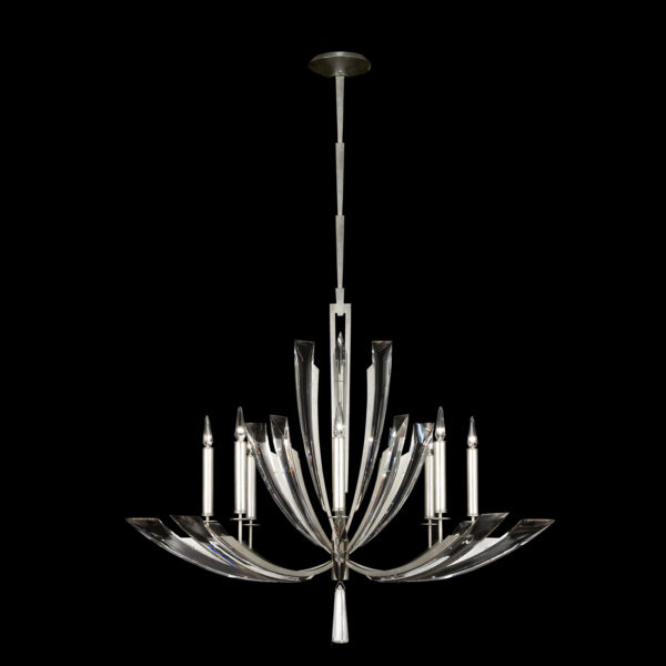 VOL DE CRISTAL - FINE ART HANDCRAFTED LIGHTING