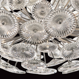 CHRYSANTHEMUMS - FINE ART HANDCRAFTED LIGHTING
