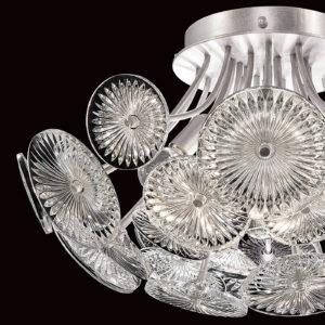 CHRYSANTHEMUMS - FINE ART HANDCRAFTED LIGHTING