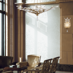 Fine Art Handcrafted Lighting - Image from Littman Bros Lighting