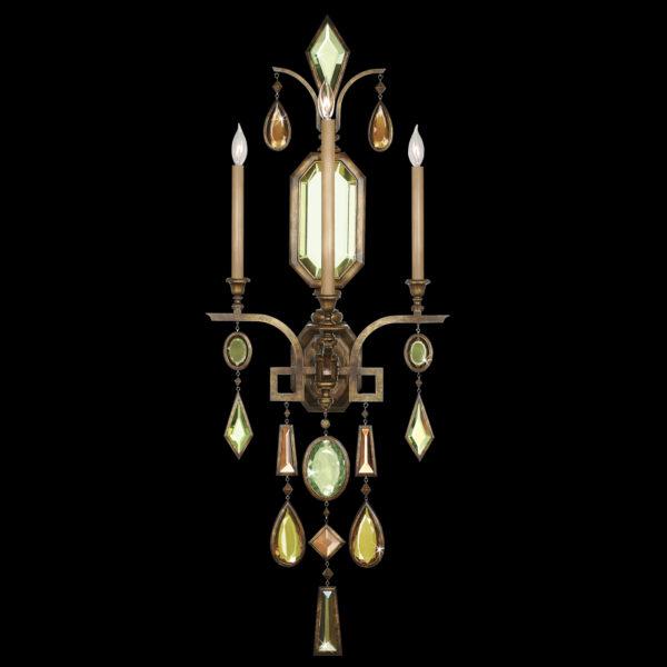 ENCASED GEMS-FINE ART HANDCRAFTED LIGHTING