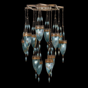 SCHEHERAZADE - FINE ART HANDCRAFTED LIGHTING