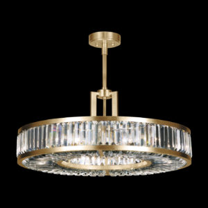 CRYSTAL ENCHANTMENT- FINE ART HANDCRAFTED LIGHTING