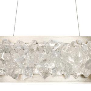 ARCTIC HALO - FINE ART HANDCRAFTED LIGHTING