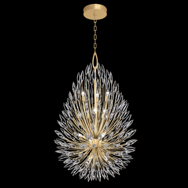 LILY BUDS-FINE ART HANDCRAFTED LIGHTING