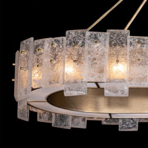 LUNEA - FINE ART HANDCRAFTED LIGHTING