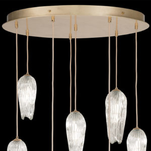LAS OLAS- FINE ART HANDCRAFTED LIGHTING