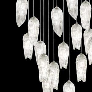 LAS OLAS- FINE ART HANDCRAFTED LIGHTING