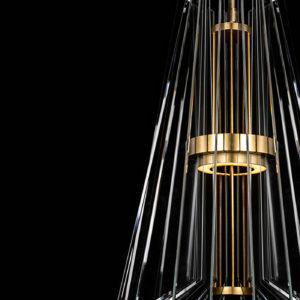 NEWTON- FINE ART HANDCRAFTED LIGHTING
